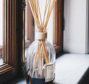 sticks in bottle