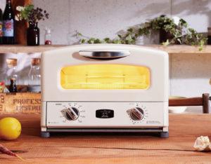 アラジングラファイトグリル&トースター4枚焼き
